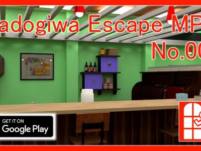 We released new game for Android – Madogiwa Escape MP No.007 (Room Escape Game).