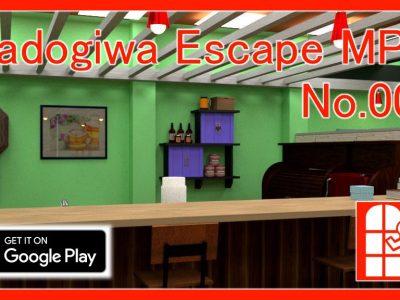 脱出ゲーム「Madogiwa Escape MP No.007」(Android版)を新規リリースしました。