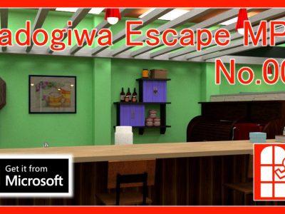 脱出ゲーム「Madogiwa Escape MP No.007」(Windows10 – Microsoftストアアプリ版)を新規リリースしました。