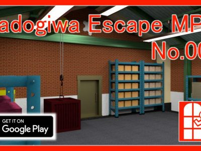 We released new game for Android – Madogiwa Escape MP No.008 (Room Escape Game).