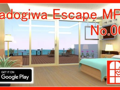 We released new game for Android – Madogiwa Escape MP No.009 (Room Escape Game).