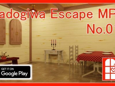We released new escape game package app for Android – Portal of Madogiwa Escape MP
