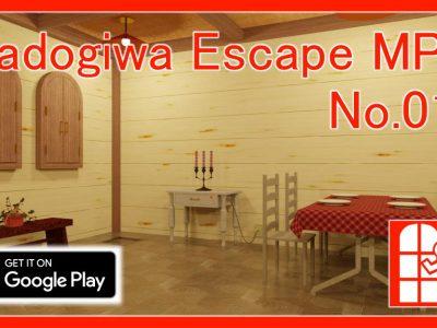Android版 脱出ゲームパッケージアプリ 「Portal of Madogiwa Escape MP」をリリースしました。