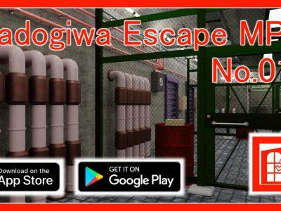 脱出ゲーム「Madogiwa Escape MP No.012」(iOS/Android版)を公開しました。