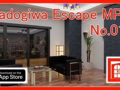 脱出ゲーム「Madogiwa Escape MP No.013」(iOS版)を公開しました。