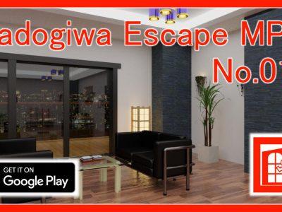 脱出ゲーム「Madogiwa Escape MP No.013」(Android版)を公開しました。