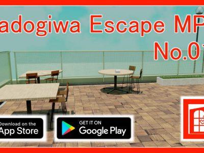 脱出ゲーム「Madogiwa Escape MP No.014」(iOS/Android版)を公開しました。