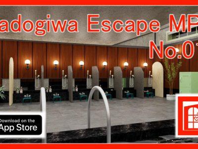 脱出ゲーム「Madogiwa Escape MP No.015」(iOS版)を公開しました。
