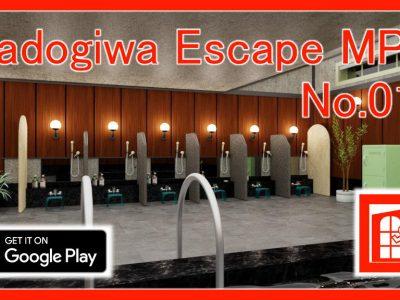 脱出ゲーム「Madogiwa Escape MP No.015」(Android版)を公開しました。