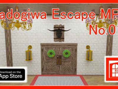 脱出ゲーム「Madogiwa Escape MP No.017」(iOS版)を公開しました。