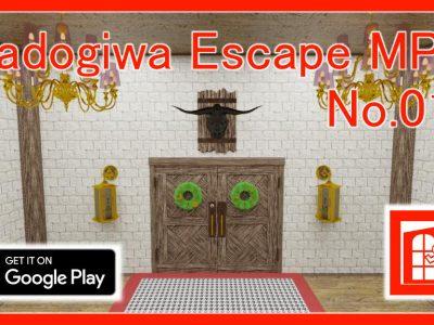 脱出ゲーム「Madogiwa Escape MP No.017」(Android版)を公開しました。
